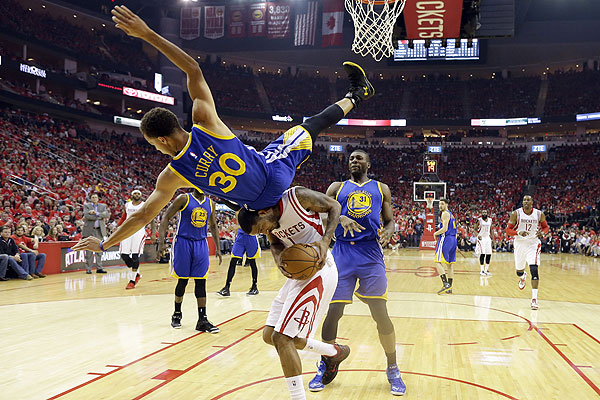 Warriors vs Portland, la magica Nba americana