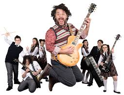 School of rock, il musical che ti farà diventare rock